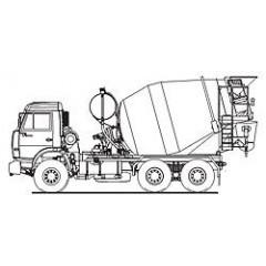 КАМАЗ 58146W (ABS-6K)