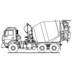КАМАЗ 58147 W (ABS-7K)