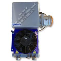 Теплообменники, маслоохладители, водобаки для автобетоносмесителей
